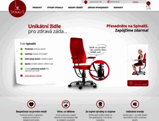 zdravotni-zidle.cz screenshot