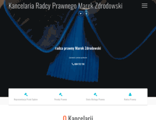 zdrodowski.com.pl screenshot
