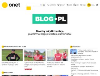 zdrowofitowo.blog.pl screenshot