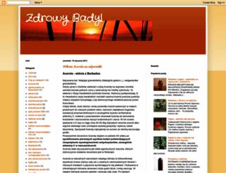 zdrowybadyl.blogspot.com screenshot