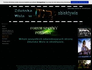 zdunska-wola-w-obiektywie.pl.tl screenshot