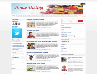 ze-diet.blogspot.com screenshot