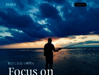 zealoptics.jp screenshot