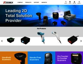 zebex.com screenshot