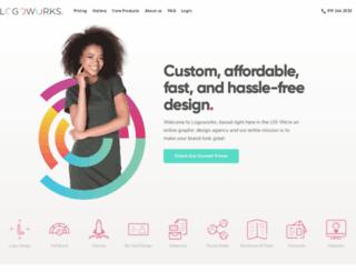 zebra.logoworks.com screenshot