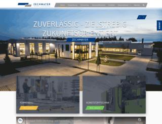 zechmayer.de screenshot