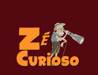 zecurioso.com.br screenshot