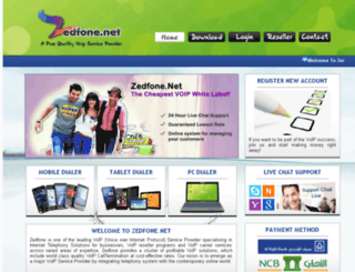 zedfone.net screenshot