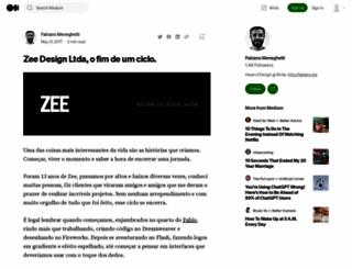 zee.com.br screenshot