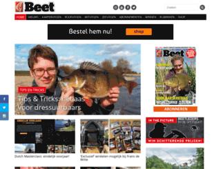 zeehengelsport.nl screenshot