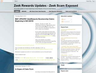 zeekrewardsupdates.blogspot.com screenshot