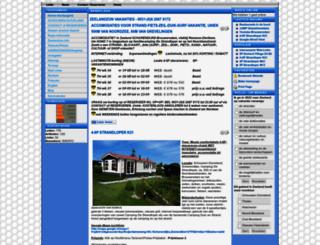 zeelandzon.nl screenshot