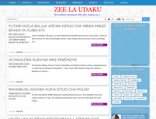 zeelaudaku.blogspot.com screenshot