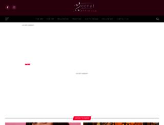 zeenatstyle.com screenshot