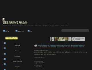 zeet.mywapblog.com screenshot