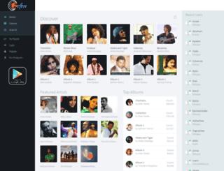 zefen.com screenshot