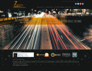 zegatron.com screenshot