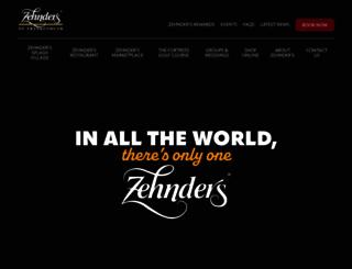 zehnders.com screenshot