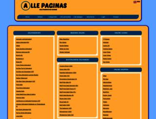 zeilmakers.allepaginas.nl screenshot