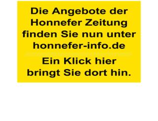 zeitung-badhonnef.de screenshot