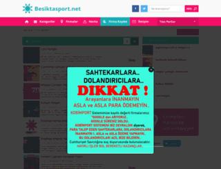 zekicopy.besiktasport.net screenshot