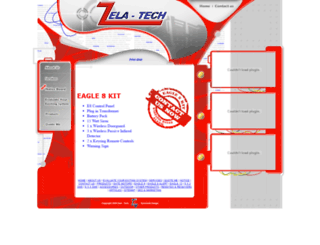 zela-tech.co.za screenshot