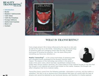 zelands.com screenshot
