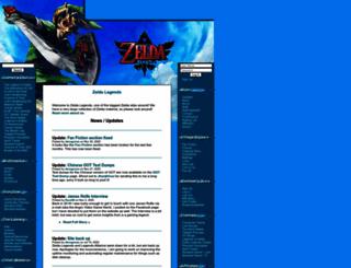 zeldalegends.net screenshot
