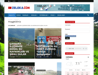 zeleka.com screenshot