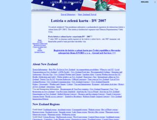 zelenakarta.szm.sk screenshot