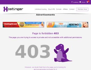 zelenbir.hol.es screenshot