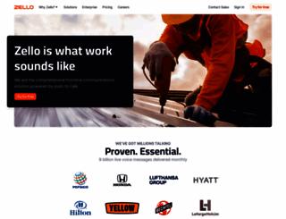 zello.com screenshot