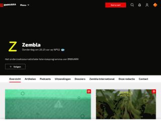 zembla.vara.nl screenshot