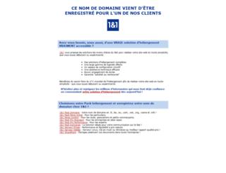 zenastral.fr screenshot