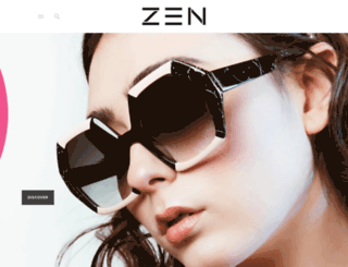 zenbarcelona.com screenshot