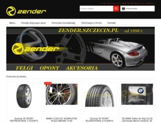 zender.szczecin.pl screenshot