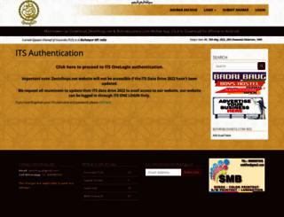 zeninfosys.net screenshot