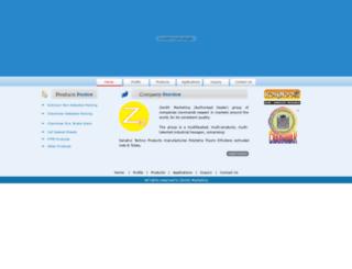 zenithmarketing.in screenshot