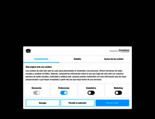 zenithmedia.es screenshot