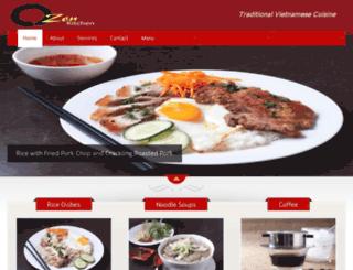 zenkitchen.com.au screenshot