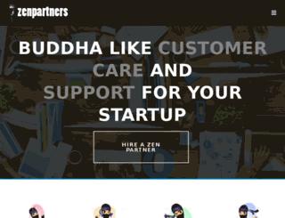 zenpartners.us screenshot