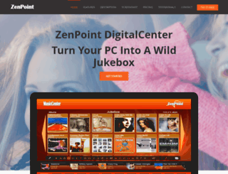 zenpoint.org screenshot