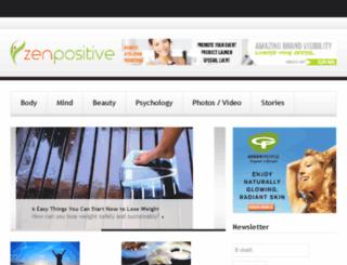 zenpositive.com screenshot