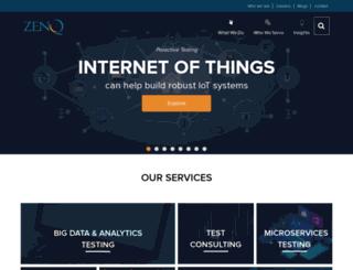 zenq.com screenshot