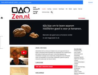 zentijd.nl screenshot