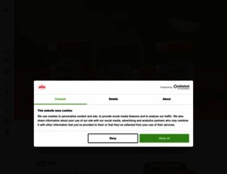 zentis.de screenshot