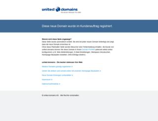 zentrada-network.eu screenshot