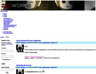 zeogames.net screenshot