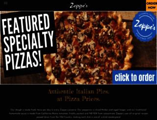 zeppes.com screenshot