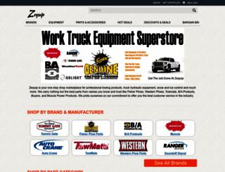 zequip.com screenshot